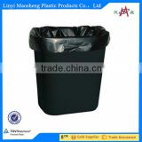 flat garbage bag on roll black plastic bag garbage bags