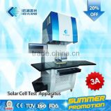GTC-5A GTC-B solar photovoltaic simulator with 200*200mm/0.1w-5w effective test range