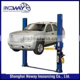 Hotselling hydraulic pump for car lift