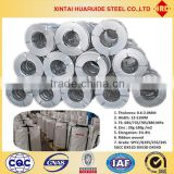 Factory-Manual Packing Application Steel Strip-Galvanized Steel Strip-Zinc Coated Packing material