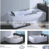 Hot sale flat Cast Acrylic sheet for bathtub screen with mix valve tap