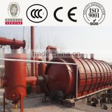 Inquiry about Rubber raw material used rubber to oil pyrolysis plant