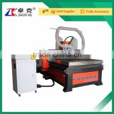 Hot Sale Cheap Wood CNC Carving Machine With Water Slot For Copper Aluminum ZKM-1325 With 5.5KW Water Cooling Spindle