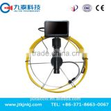 Waterproof pipe plumbing detection camera city supply water pipeline inspection video camera