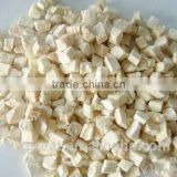 Chinese Healthy Snack Frozen Dried FD Banana Dices for Sales