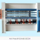 Laminating Hot Press Machine /Hydraulic Plywood Hot Press                                                                         Quality Choice