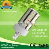 HPS MH replacement 120w 100w 80w led lamp 360 degree LED corn bulb,corn LED light,e39/e40 led corn light