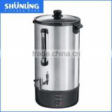AG-12 Beauty Dry boil protection toughened glass cover 12L color changing eletric kettle