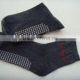 2013 factory made new energy tourmaline far infrared Eco-friendly Health socks