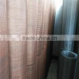 304 316l stainless steel crimped wire mesh (factory) stainless steel woven crimped wire mesh