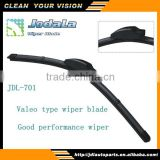 Valeo type banana car wiper blade