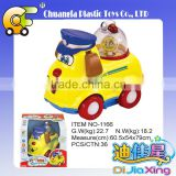 INquiry about Chuangfa toys--Battery operated toy car promotion gift kid toy plastic doggy toys