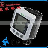 Digital Wrist-type fully automatic blood pressure monitor irregular heart beat 2pcs/lot can seeking english