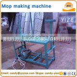 automatically cleaning mop making machine / floor mop machine