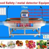 Pinpoint Factory textile and food testing equipment.Textile and food inspection needle metal detector