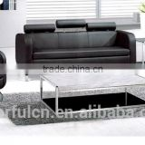 Modern Italian Leather Sofa Model(HZ8014)