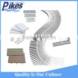 fatory best price popular swimming pool gutter drain