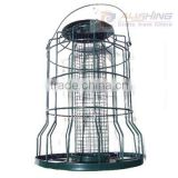 Wholesale SQUIRREL BE GONE SQUIRREL PROOF BIRD FEEDER /WILD SEED HANGING GARDEN METAL CAGE