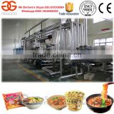 Wan Wan Chinese Noodle Making Machine/Instant Noodle Maker Machine/Noodle Processing Line