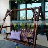 Bamboo Single Beach Swing