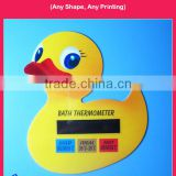 Digital Baby Care Bath Thermometer for Baby Safety with Duck Shape, Floating Water Thermometer