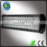 Wholesale Off Road 4 Row Led Light Bars 216w 12v Waterproof IP 68 Led Light Bar For ATVs