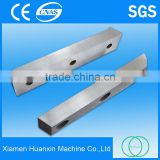 Good steel rod shear blade for various steel bar cutting processing