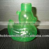 OEM Blow Molding Plastic Animal Shape Drinking Water Bottle