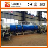 Low drying temperature coco peat dryer/coir fibre drying machine with no burning and safety