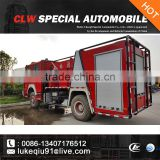 factory cheap price 5-10cbm firefighting water tanker fire apparatus trucks for sales