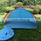 Easy set up and folded pop up beach tents sun protection fishing tent ice fishing tent