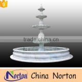 China Factory outdoor large granite water fountains wholesale NTMF-SA065L