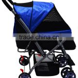 Redhill aluminum pet trolley/trolley pet carrier/dog strollers pet trolley