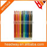 hot sale new 10 colors rotating crayon