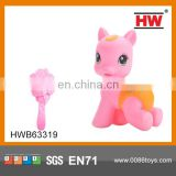 2015 Hot sale funny soft little pony