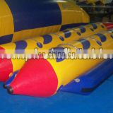 High quality and cheap Inflatable PVC banana boat W1016