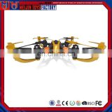 Factory supply USB charger 4 channel 6-axis drone aircraft with light