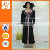 Hot Sale Latest Designs Fashion Arabic Abaya Muslim Girls Long Dress Turkish Women Clothing Burqa