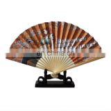 china 1st class quality promotions OEM hand fan stand