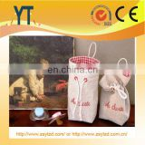YT China Factory Promotion Personalized diaper bag,New Arrive Pacifier Pocket