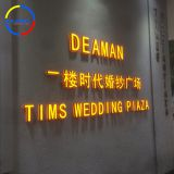 Outdoor advertising products billboard mini acrylic led sign and letters for shop open sign