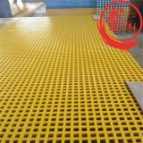 38mm*38mm Orange Frp Grating
