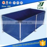 waterproof durable water tank PVC fish pond