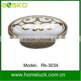 furnitue ceramic handles and knobs with the various shape