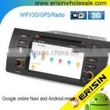 "Erisin ES2053B 7"" Android 4.4.4 Car DVD Player 3G 3D Games HD Video"