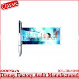 Disney factory audit manufacturer's calendar banner pen 142181