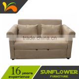 Hotel practical modern design sofa cum bed factory direct price furniture living room