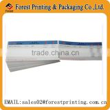 Air ticket in China,thermal paper ticket for boarding pass