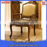 comfortable wooden table chair designs, meeting chair leather cushion                                                                         Quality Choice