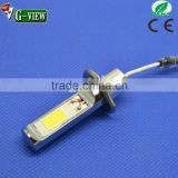 China factory direct selling ! 18W COB Adjustable led fog light(3400k &6000k),H1 H3 auto led light bulb